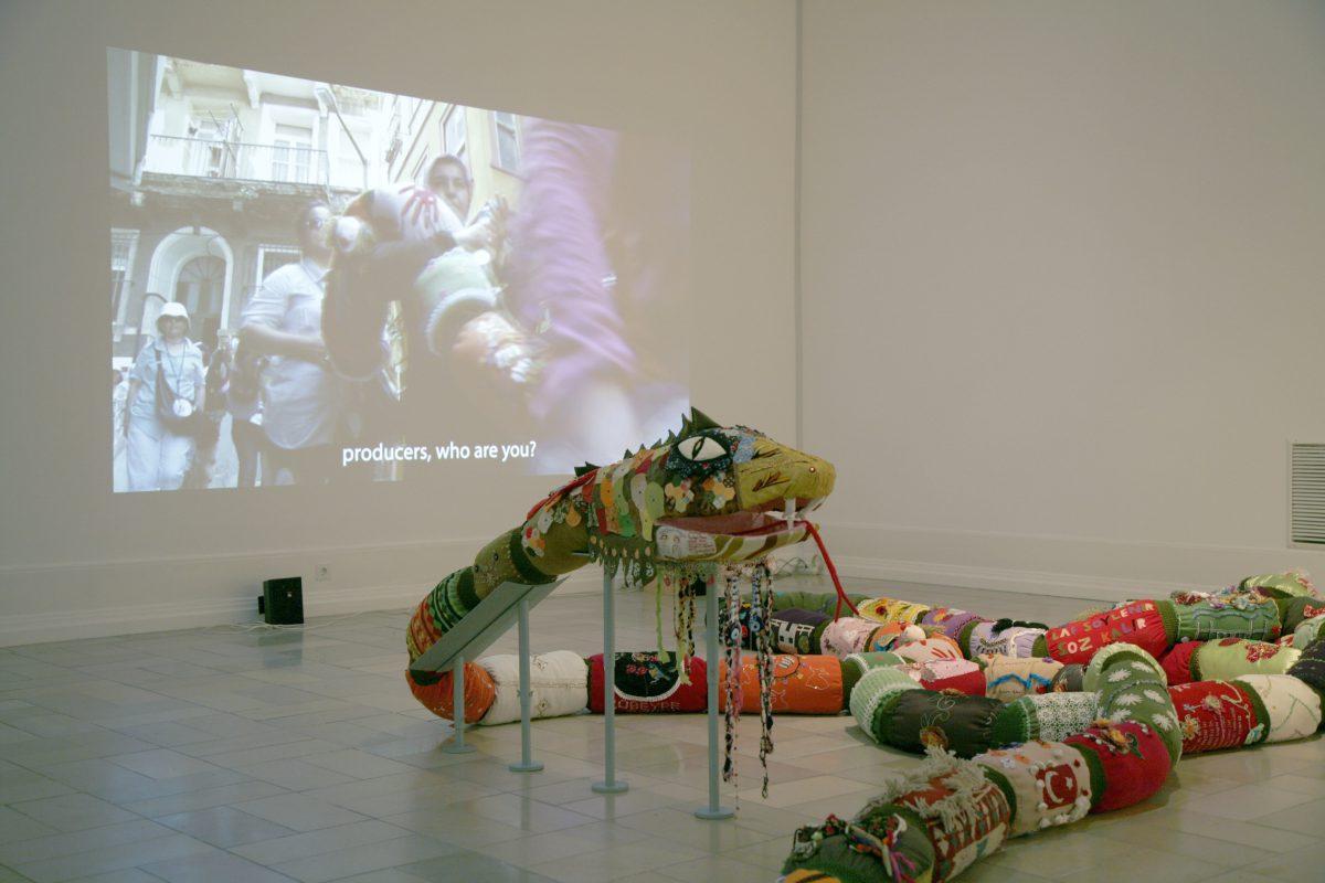 Installation view, Kunsthalle Nürnberg