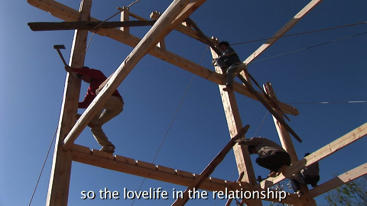Constructing Matriarchy, video still