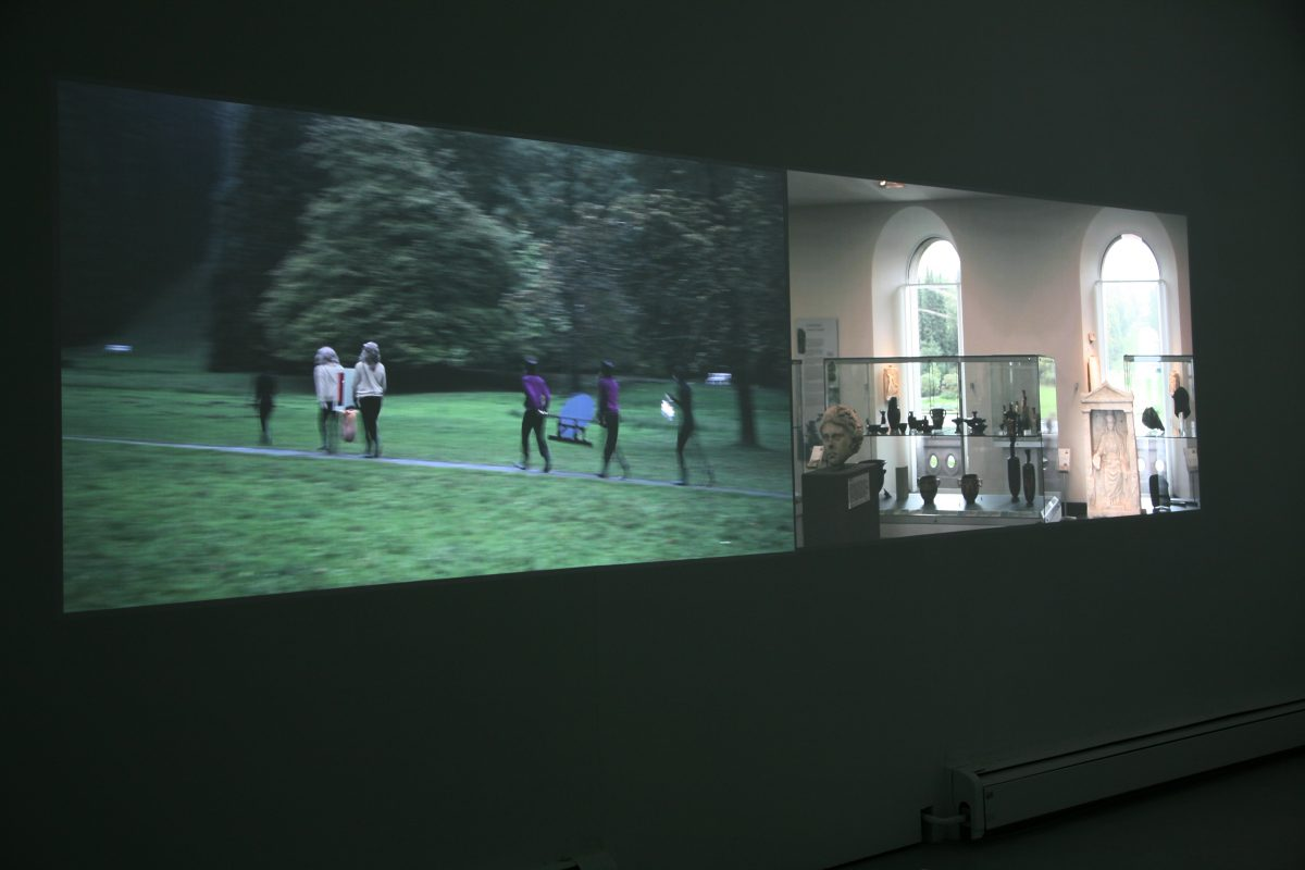 Cybele to Sibyl, installation view