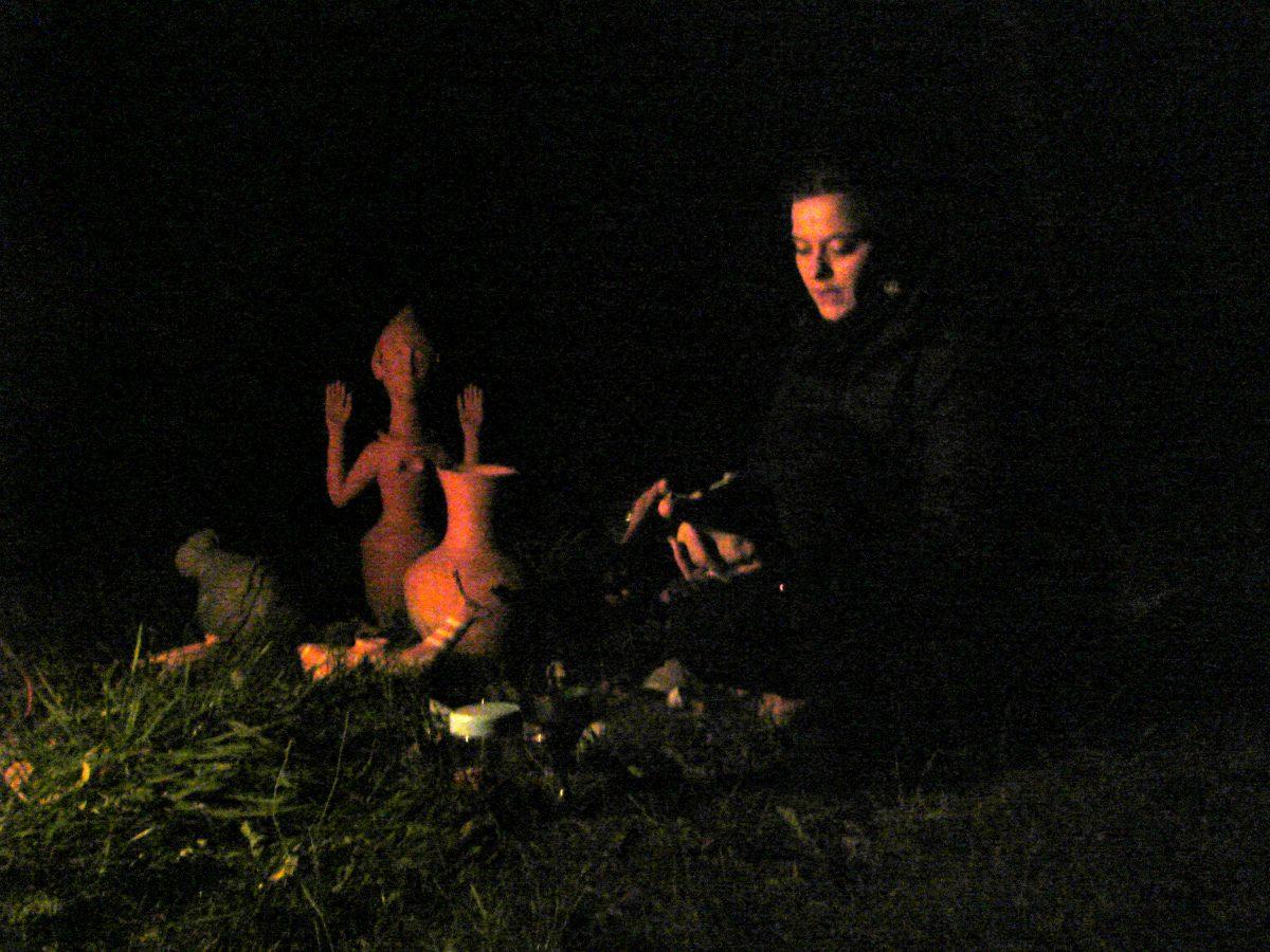 Produktionsfoto, Zeremonie, 2006