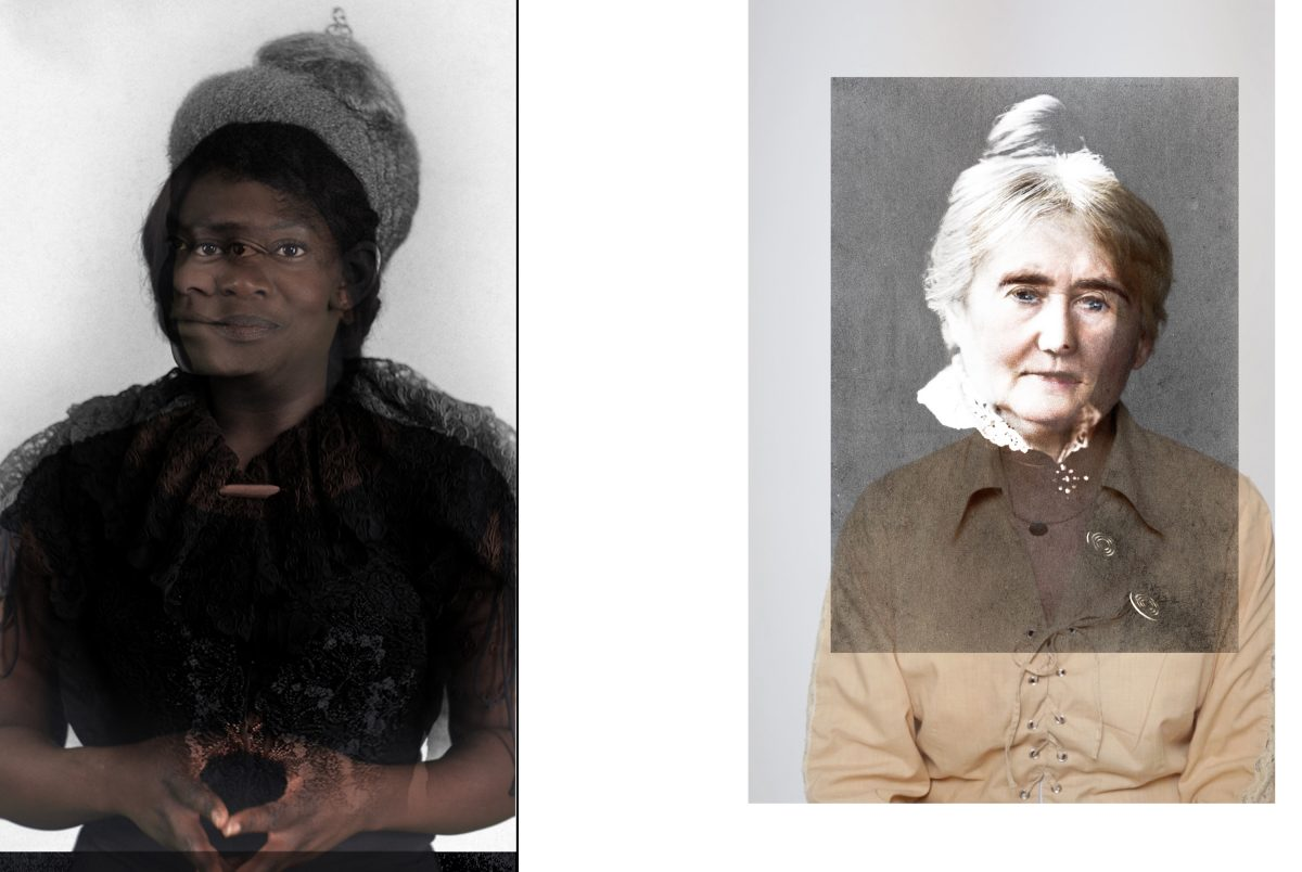 Thelma Boabeng, Ida B. Wells, Joanna Barelkowska, Helene Lange