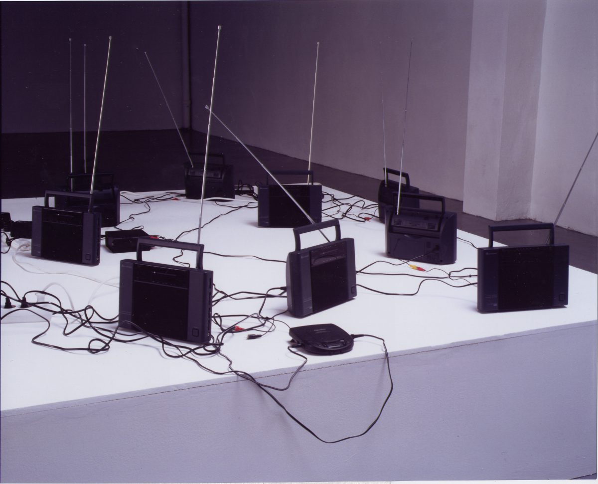 1,2,3, ... 10, Ready or Not, Here I Come, installation view
