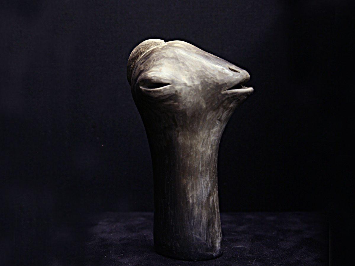 Head of Snake Goddess