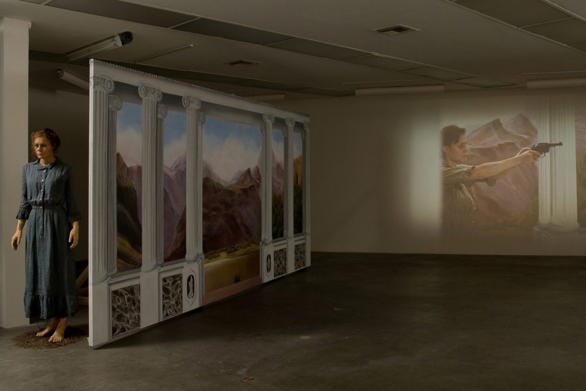 Depression Years, installation view