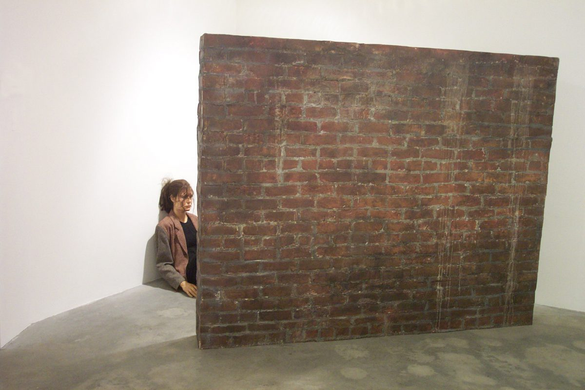Wall-Pain-Thing, installation view
