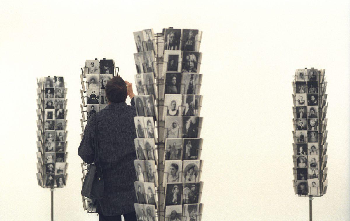 Woman To Go, Berlinische Galerie