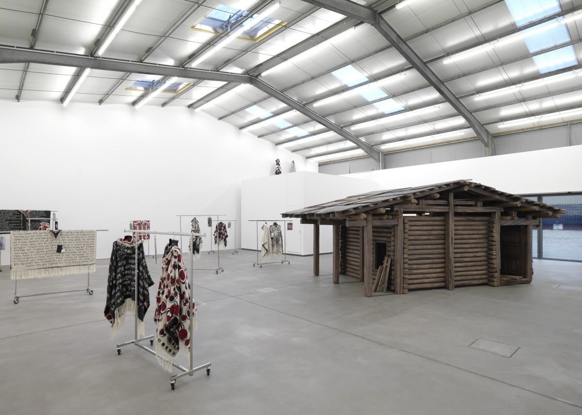 Export Matriarchy, installation view