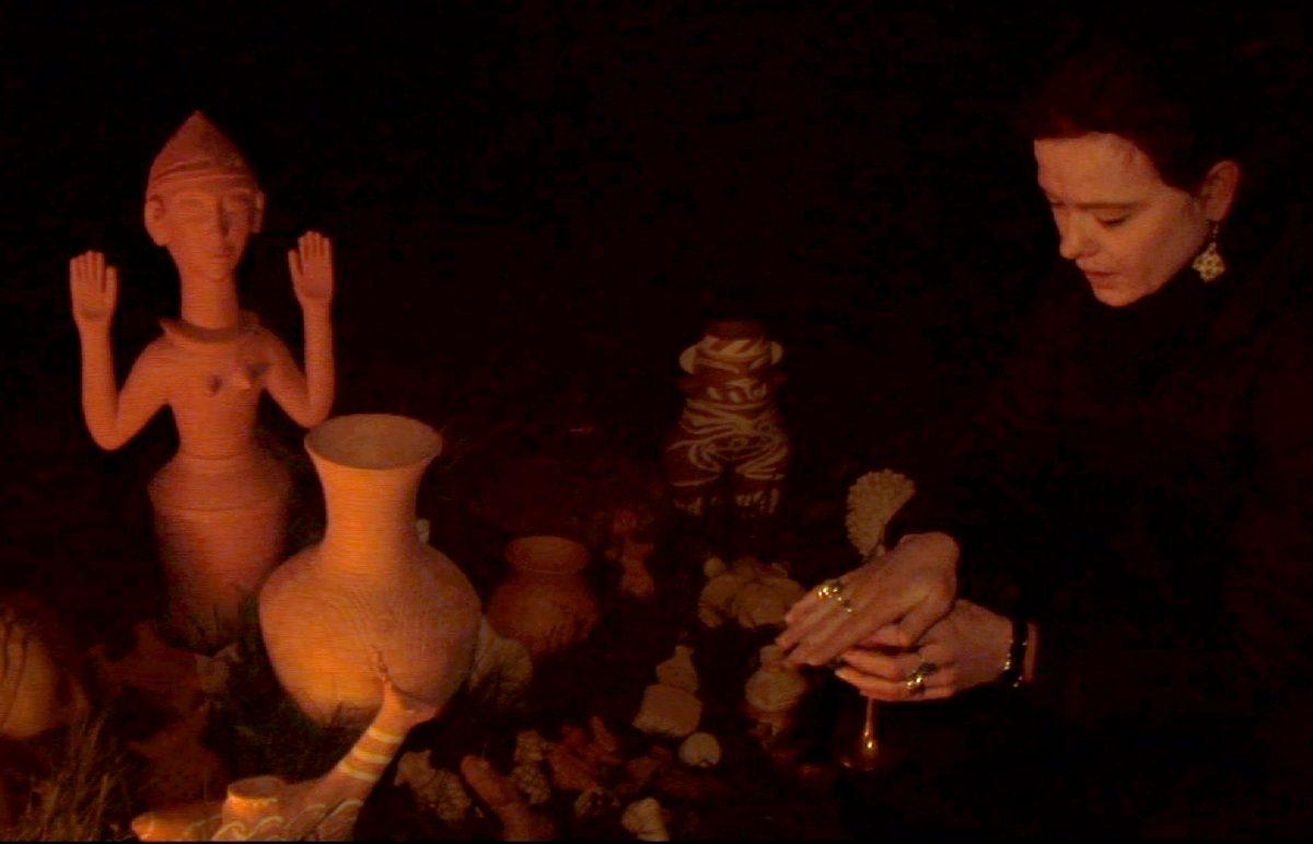Moon Rituals, video still
