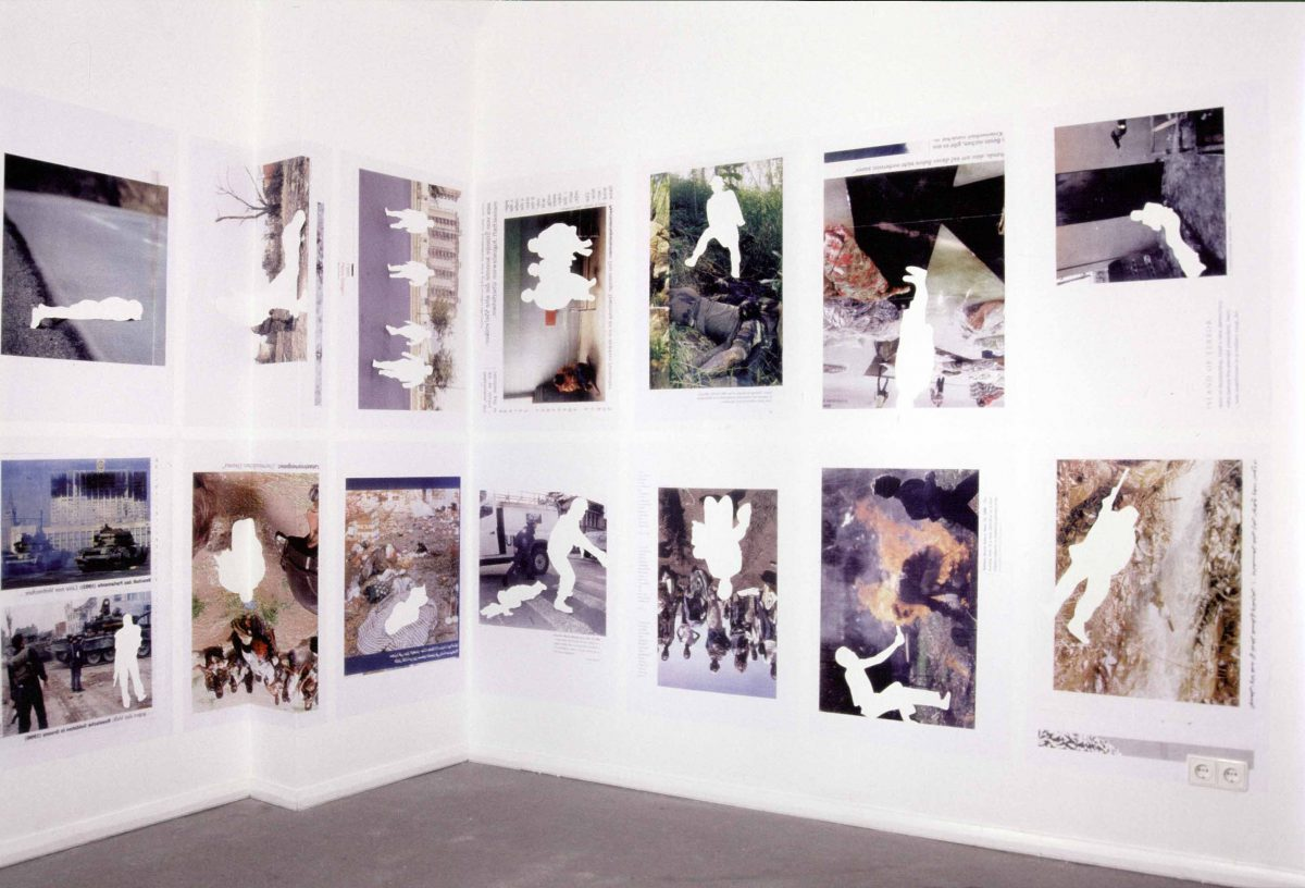 Solving the Problem, installation view