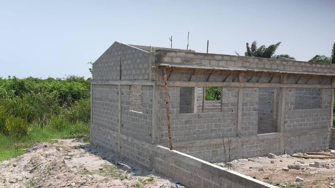 Tempel for Mami Wata, Ageougan, as part of future UCCT culture center