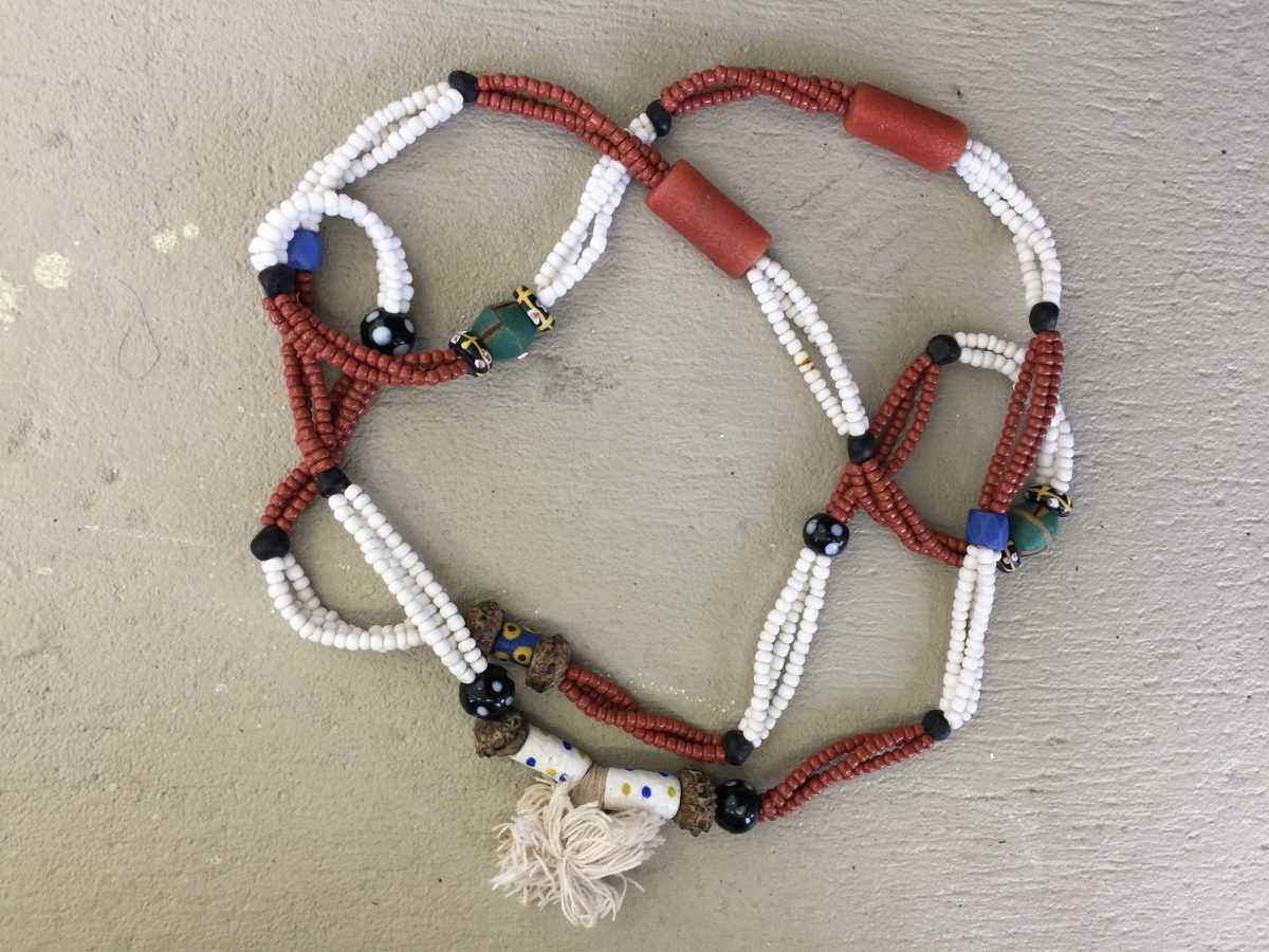 Sakpata Necklace from Mamissi DaPovi