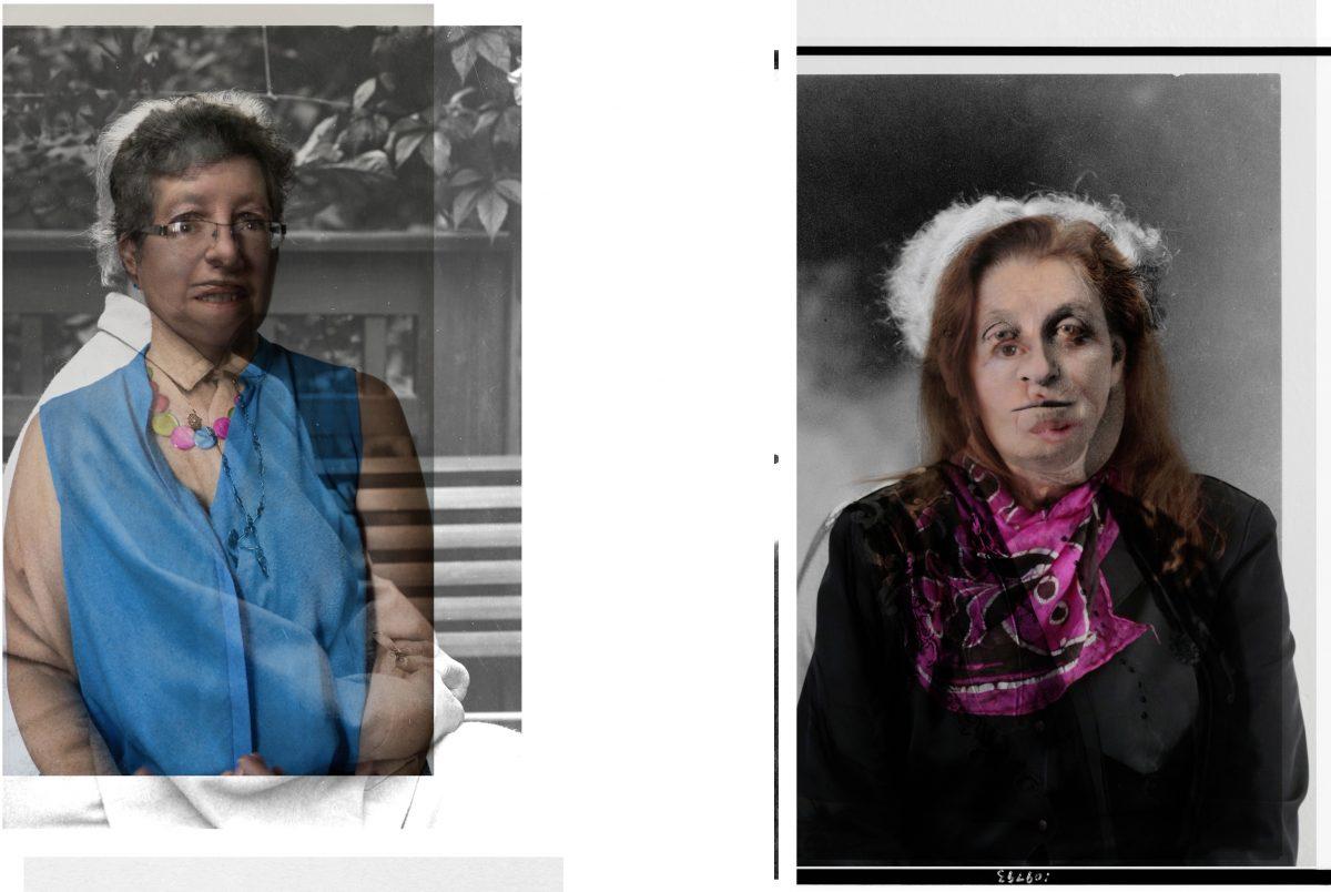 Claudia Tribin, Anita Augspurg, Bosjlika Schedlich, Carrie Chapman Catt