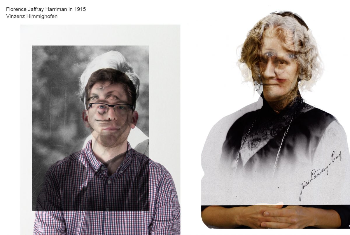Florence Jaffrey Harriman, Vinzenz Himmighofen, Tina Limbird
