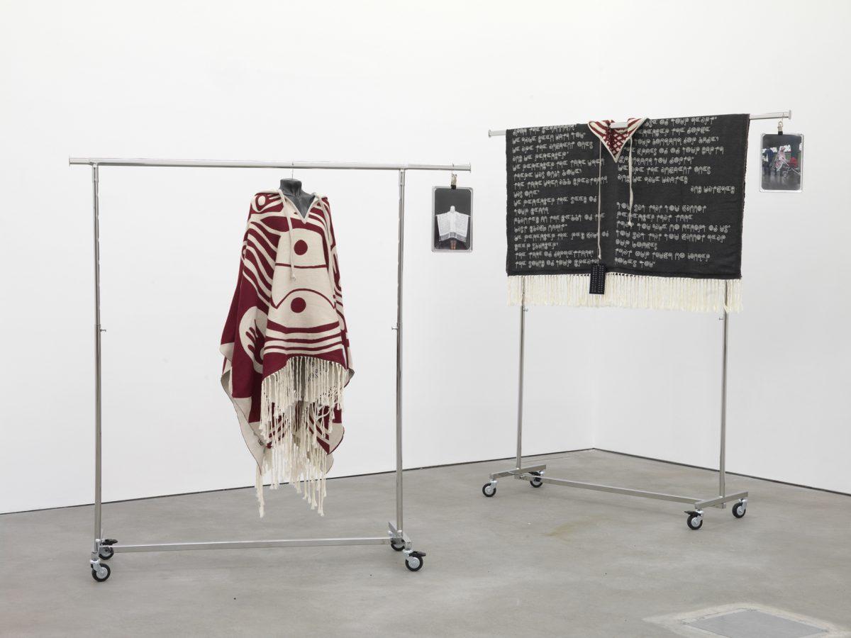 Installationview, Galerie Arndt Contempary